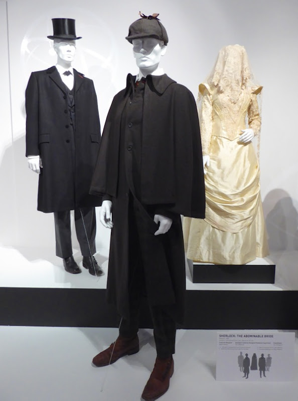 Sherlock Abominable Bride costumes