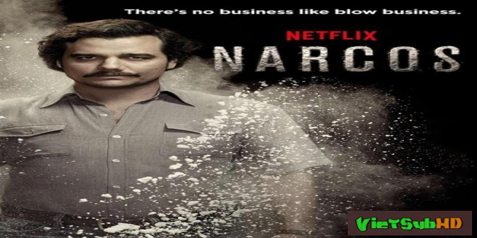 Phim Cái Chết Trắng (phần 1) Hoàn Tất (10/10) VietSub HD | Narcos (season 1) 2015