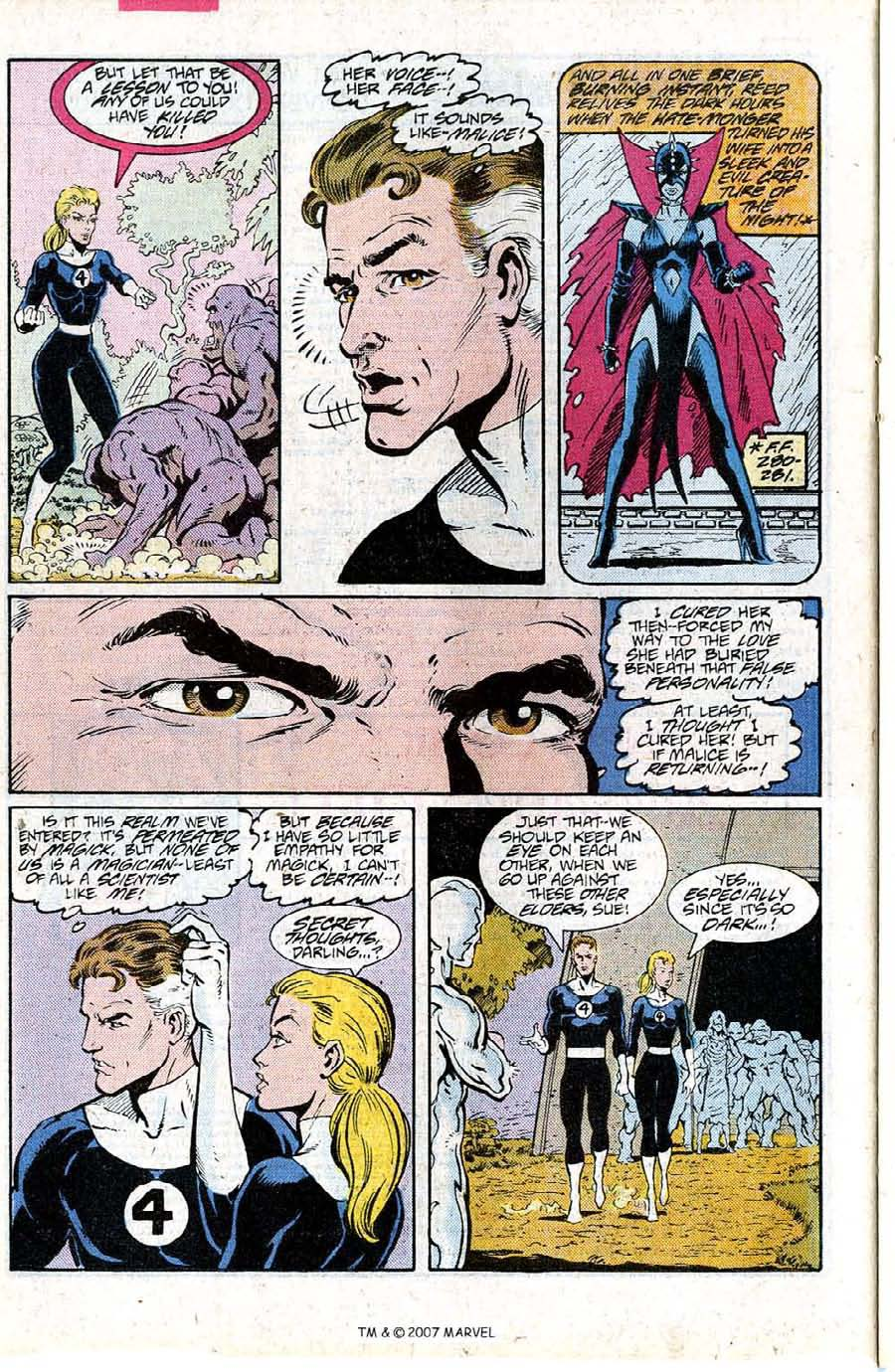 Read online Silver Surfer (1987) comic -  Issue #15 - 26