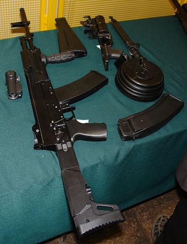 senapan sebu rusia terbaru