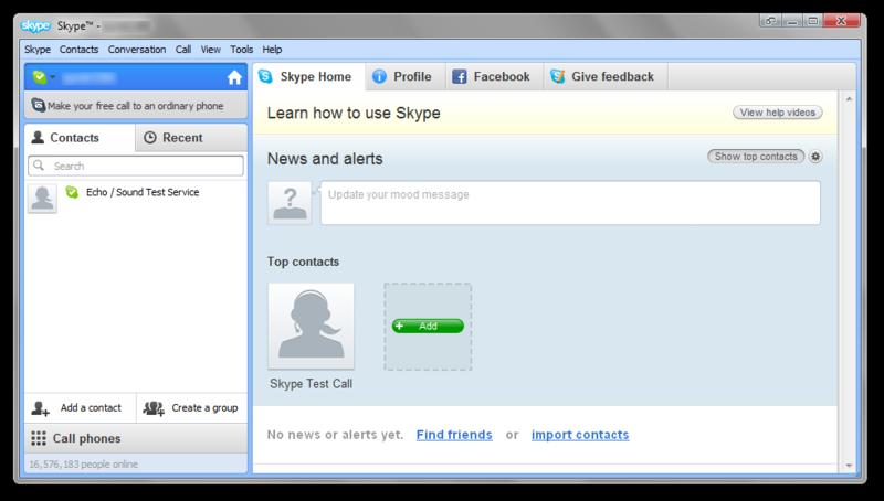 Skype Gratis Downloaden Windows 7
