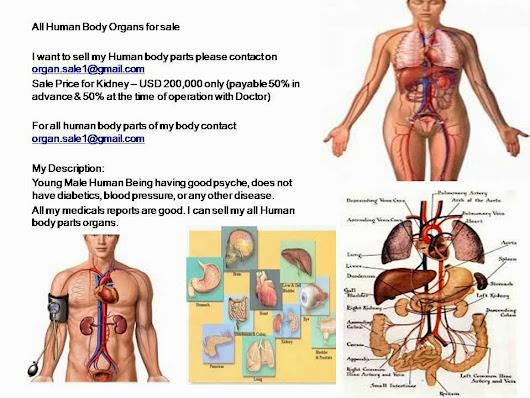 sale of organs