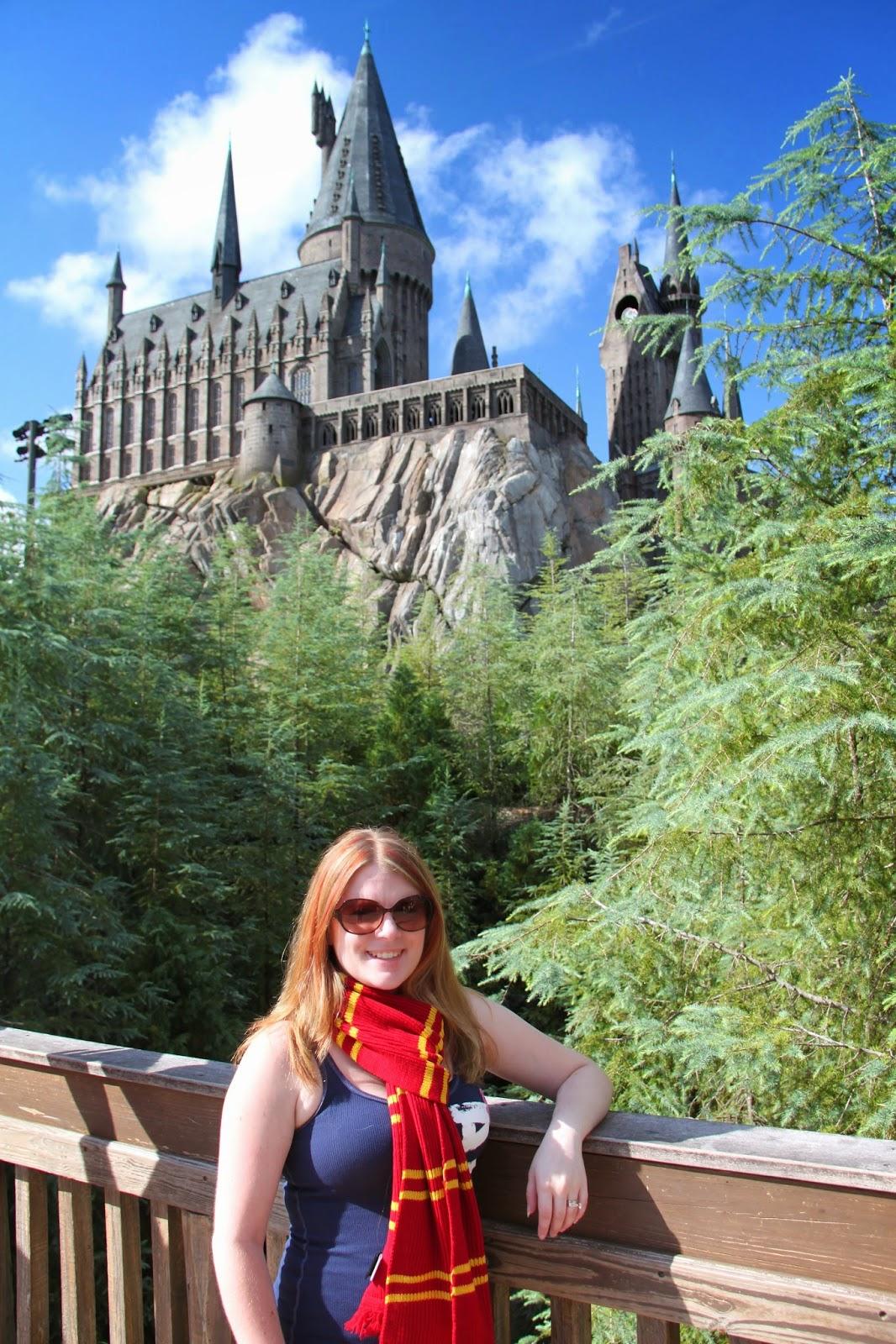 Wendy's World of Disney: Wizarding World of Harry Potter ...