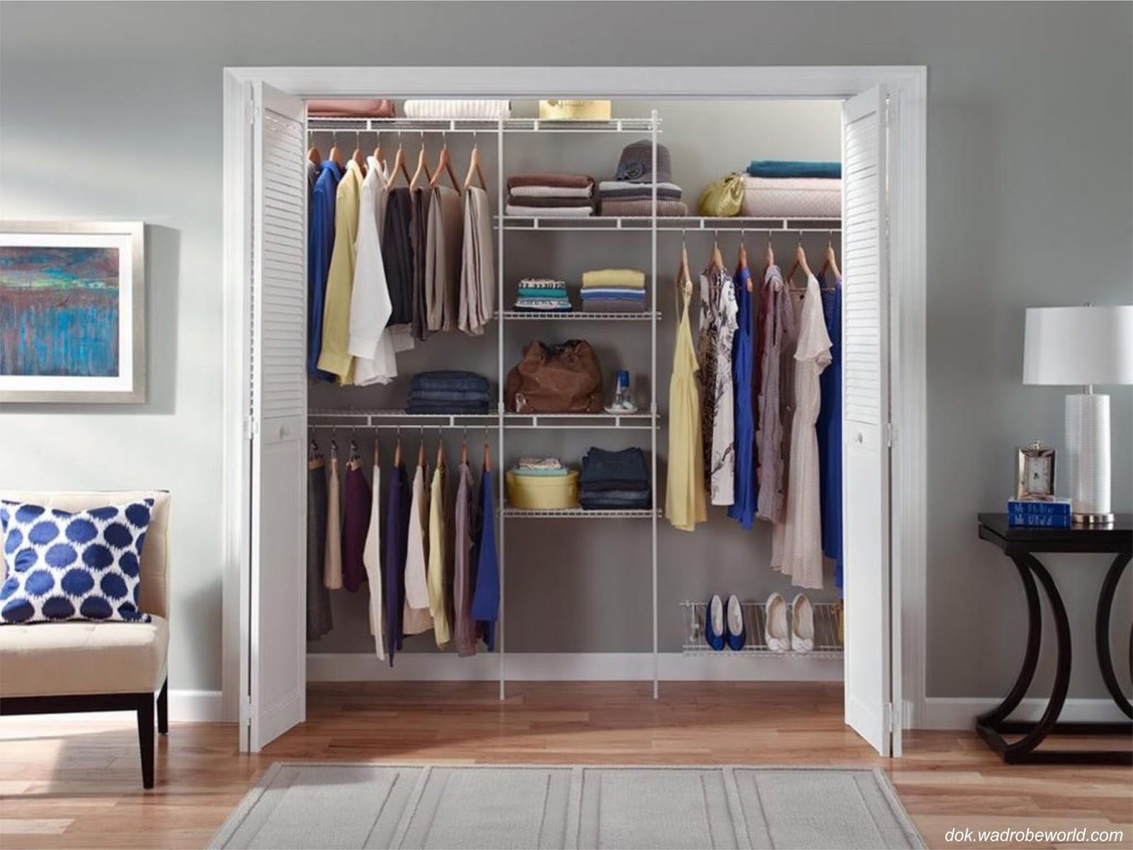 Tips Menghilangkan Dan Mengatasi Jamur Pada Lemari Pakaian
