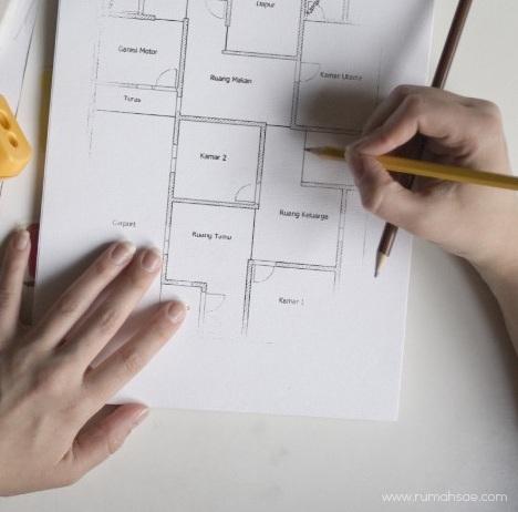 Jika Membangun Rumah Tanpa Jasa Arsitek