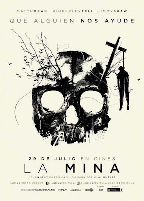La Mina 2016 DVD Custom NTSC Spanish