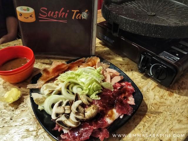 Review Sushitah Cilegon Banten