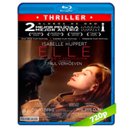 Elle: Abuso y seducción (2016) BRRip 720p Audio Frances 5.1 Subtitulada