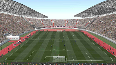 PES 2019 Stadium Poljud by BalkanPESBOX
