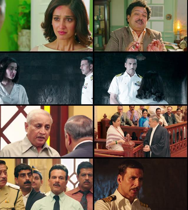 Rustom 2016 Hindi 720p WEBRip