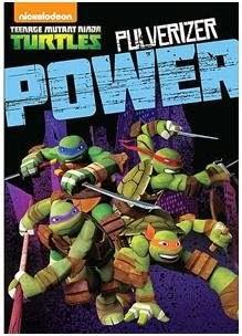 DVD Review - Teenage Mutant Ninja Turtles: Pulverizer Power