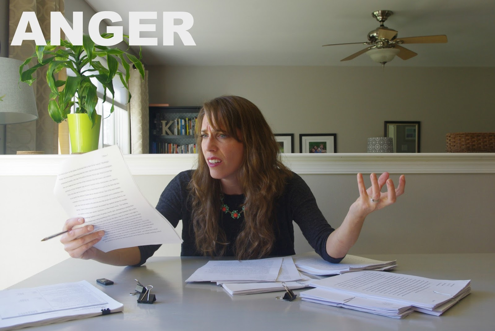 The Five Stages of Essay Grading Grief: Anger