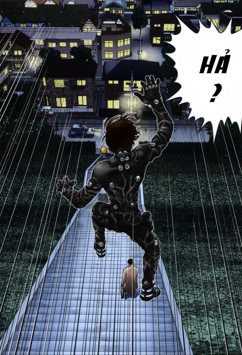Gantz Chap 15: Nhảy hoặc chết trang 8