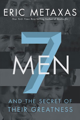 Seven Men by Eric Metaxas - book cover