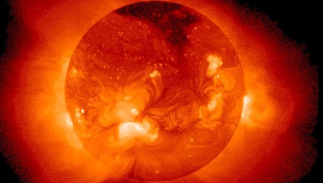 O SOL E A ATIVIDADE SOLAR - Mensagem de Lisa Renee