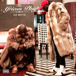 G4 Boyz - The African Plug (2017) - Album Download, Itunes Cover, Official Cover, Album CD Cover Art, Tracklist