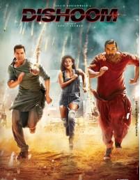 Dishoom (2016) Hindi DVDRip 700MB