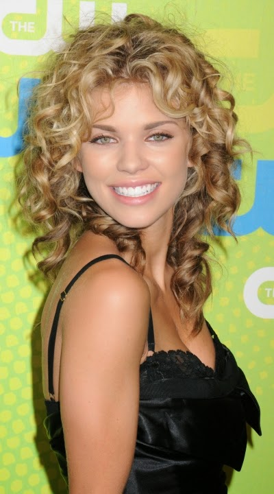 Fantastic Celebrity Curly Hairstyles 2014 Hairstyle Trends Short Hairstyles Gunalazisus
