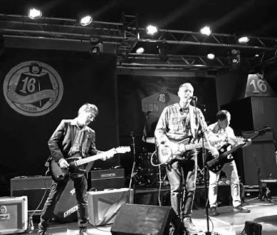 La Gran Esperanza Blanca (crónica concierto 16 Toneladas, 16-11-2018)