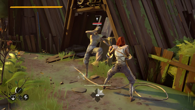 MMO fighting game on PS4