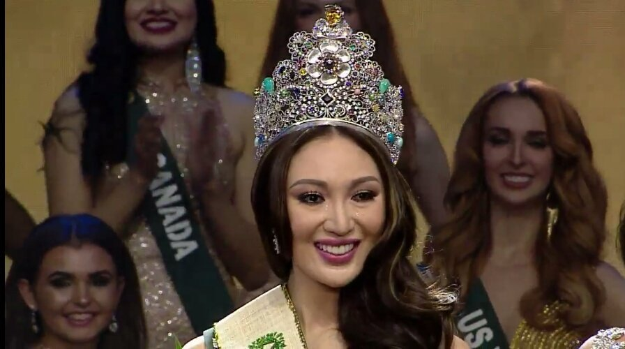Miss Philippines Karen Ibasco wins Miss Earth 2017