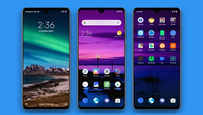 Classic v11 MIUI Theme for All Xiaomi Devices