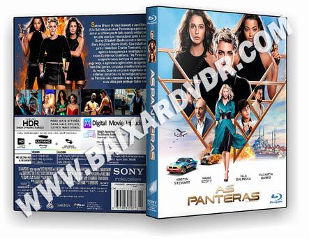 As Panteras (2020)  BD-R 25GB DUAL