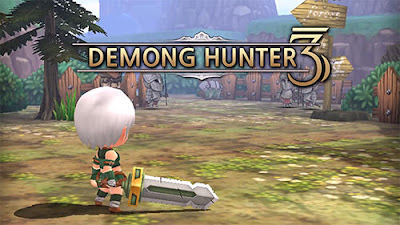 Demong Hunter 3 MOD APK v1.1.1 Terbaru Full Demage + God Mode