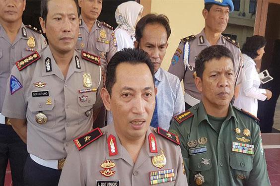 Densus 88 Kembali Menangkap Dua Orang Terduga Teroris Yang Akan Melakukan Aksi Teror