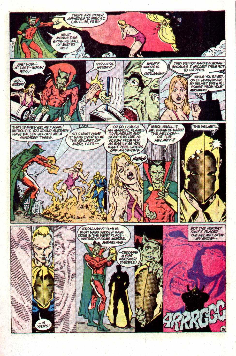 Read online Secret Origins (1986) comic -  Issue #24 - 38