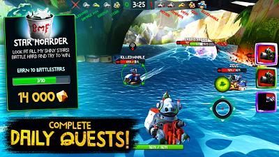 Battle Bay Mod Apk