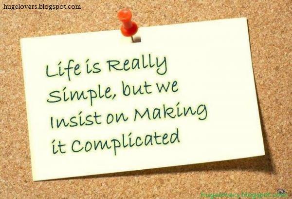 inspirational simplistic simple - photo #22