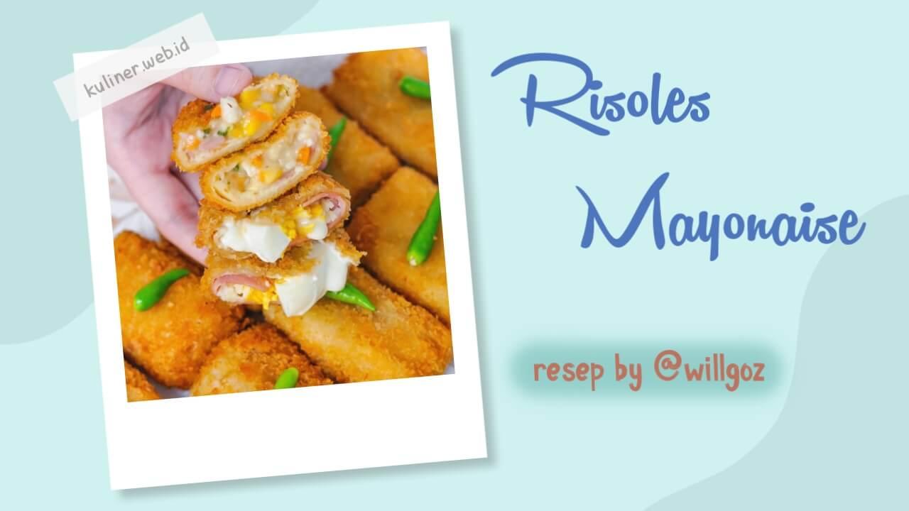 Resep Risoles Mayo