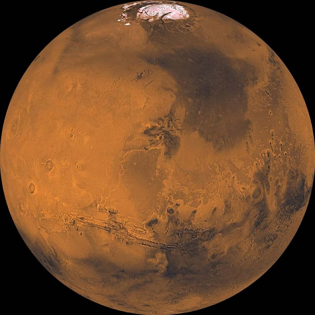 """Ka jetë në planetin Mars, Sot? Disa shkencëtarë thonë """"Po"""""""