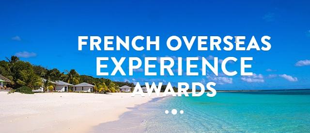 FRENCH OVERSEAS EXPERIENCE AWARDS - STEM VOOR ONS (EN WIN EEN DROOMREIS)