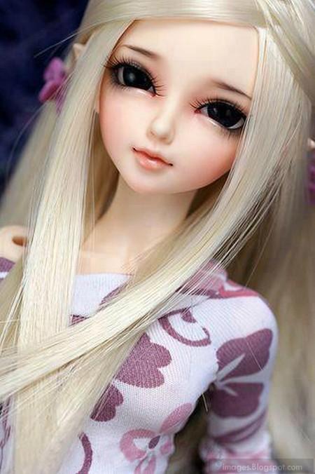 Cute Girl Doll Barbie Princess