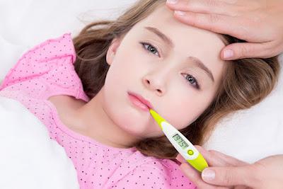 Obat Tradisional Menurunkan Demam Tinggi Pada Anak