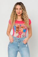 Tricouri cu mânecă scurtă de damă