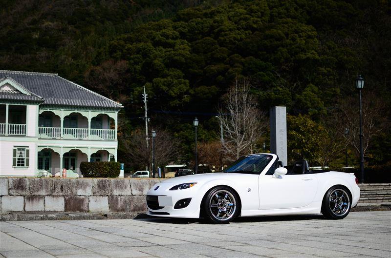 Mazda MX-5, Miata, Eunos Roadster, kultowy, legendarny, 日本車, スポーツカー, オープンカー, マツダ, NC, Jinba Ittai