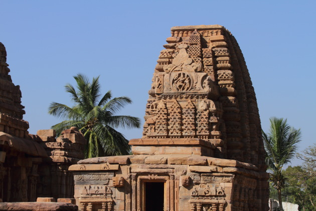 A Pattadakkal temple