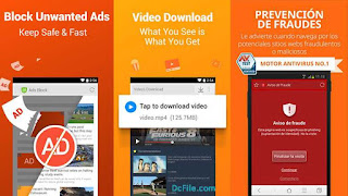 CM Browser - Ad Blocker- Fast Download- APK Download Latest Version-5.22.21 for Android on DcFile.com