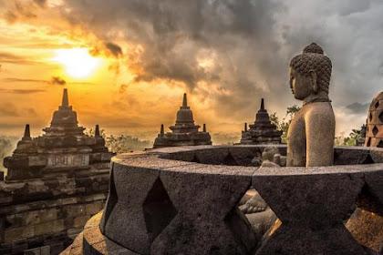 Candi Borobudur dan 3 Misteri di Indonesia yang Belum Terungkap Hingga Saat Ini