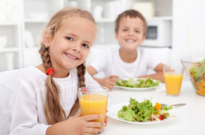 7 Makanan untuk Meningkatkan Kecerdasaran Anak