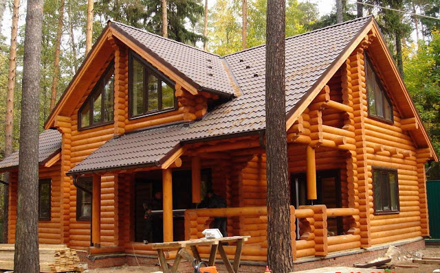 nhà gỗ đẹp nhất