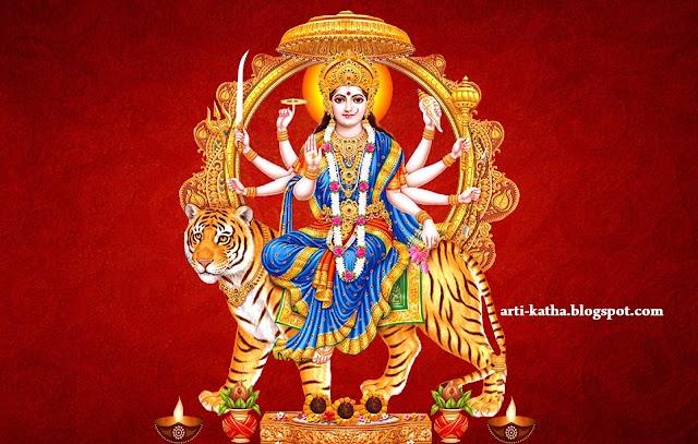 Nine forms of Devi and Navratri Festival Story