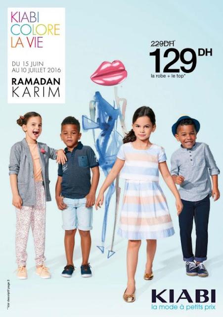 kiabi catalogue juin juillet 2016