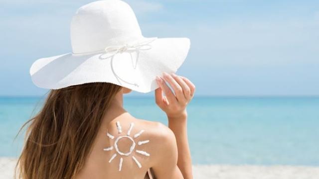Cara Melindungi Kulit Sensitif dengan menggunakan tabir surya