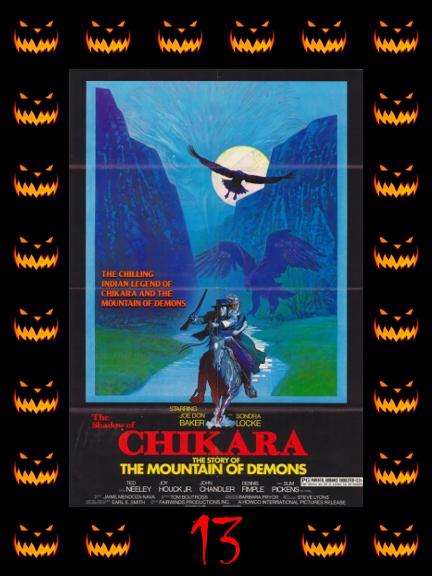 31 Days of Halloween 2017 - Day 13: The Shadow of Chikara (1977 ...