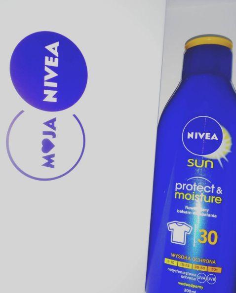 Chroń swoją skórę i ubrania z Nivea Sun, recenzja.