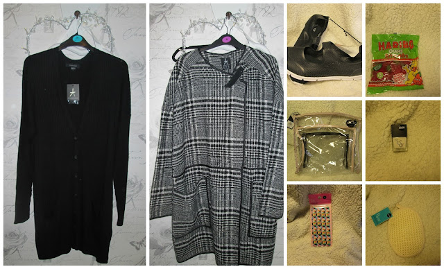 Primark Haul, August, Cardie, Coatigan, coat, shoes, haribo, nailpolish